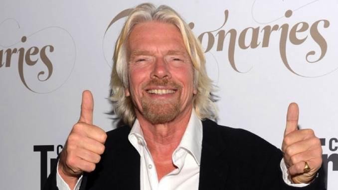 Sir Richard Branson - Modelli di Successo (.com)