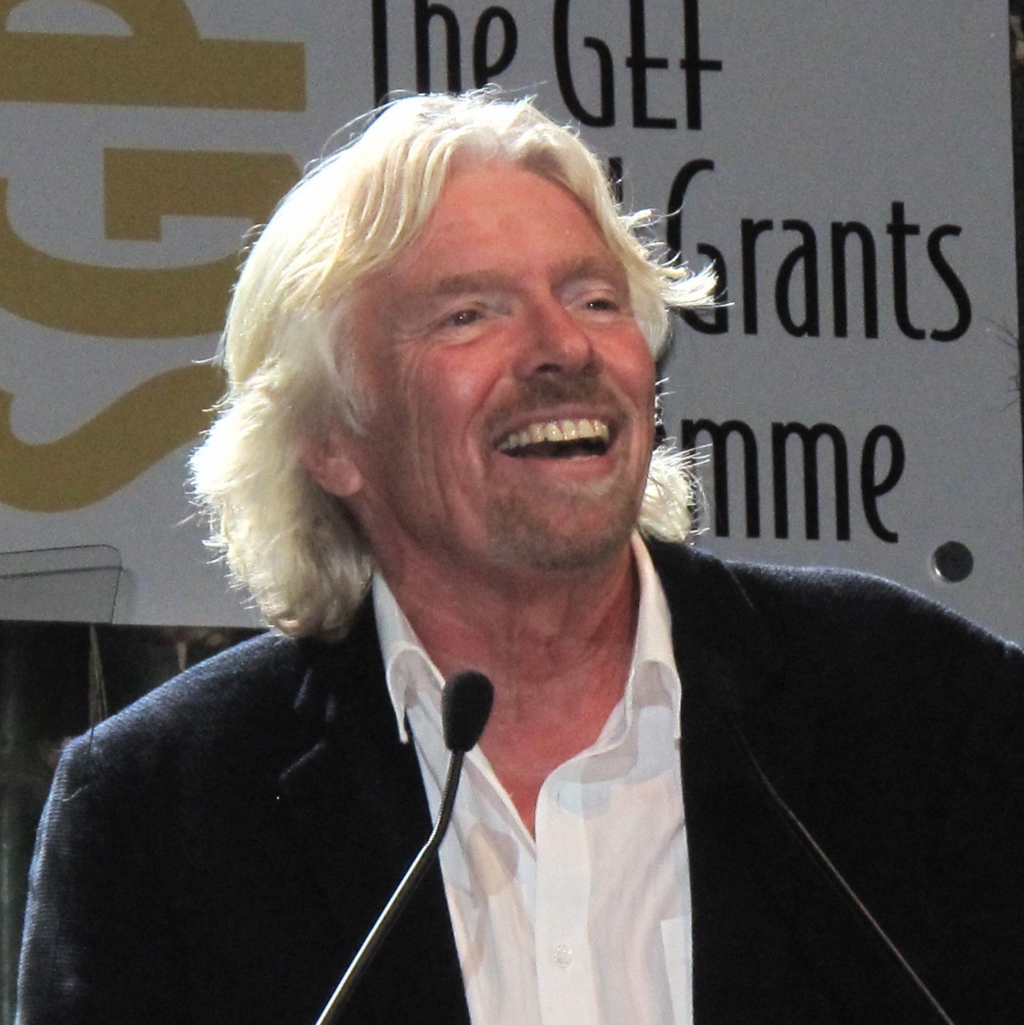 Persone di Successo Richard Branson