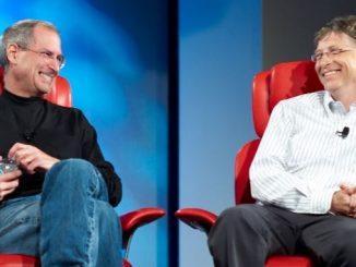 Steve Jobs e Bill Gates - Modelli di Successo
