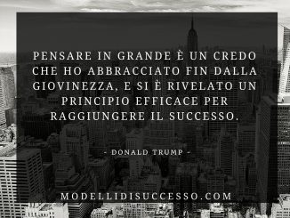 Pensa in grande (Donald Trump Optimized)