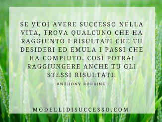 Se vuoi avere successo nella vita (Tony Robbins Optimized)