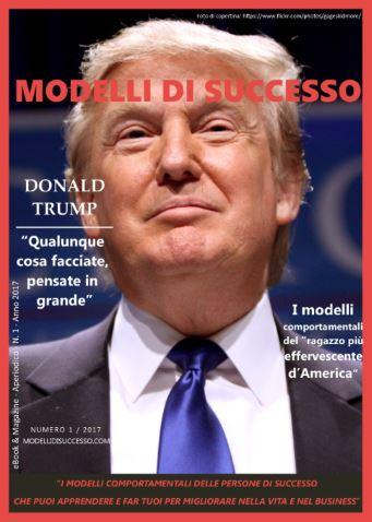 Modelli di Successo Ebook - Magazine - Numero 1 - Anno 2017 - Copertina