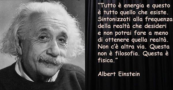 Albert Einstein Energia