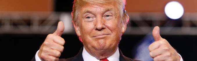 Trump Positivita