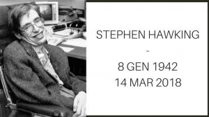 Stephne Hawking morto 14 marzo 2018 up
