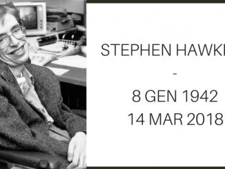 Stephne Hawking morto 14 marzo 2018 up