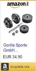 Manubri Gorilla Sports Amazon