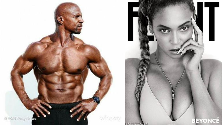 Terry Crews Beyoncé Digiuno Intermittente