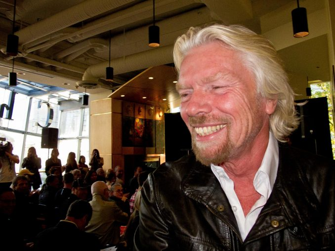 richard branson divertimento
