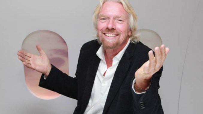Richard Branson fallimenti