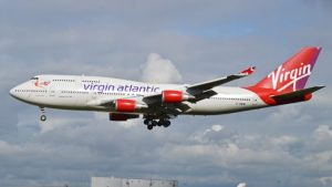 Virgin Airways