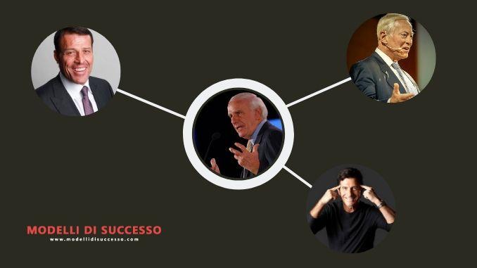 Tony Robbins,Brian TracyeT. Harv Eker hanno avuto come mentore Jim Rohn.