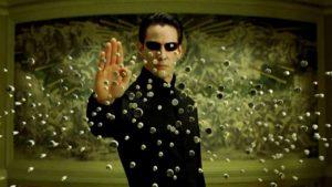Matrix Neo Proiettili