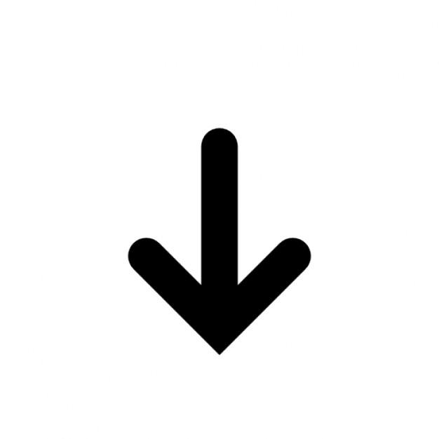 freccia in basso