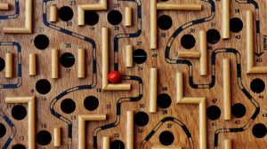 labirinto affrontare i problemi