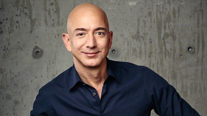 Jeff Bezos Modelli di Successo