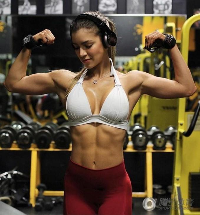Anllela Sagra Allenamento - Workout