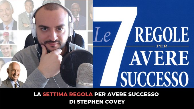 La settima regola modelli di successo podcast