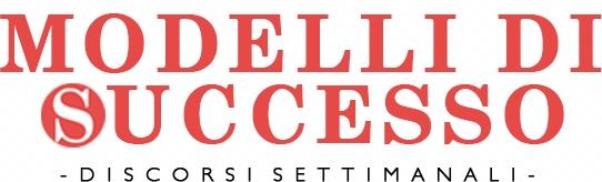 Modelli di Successo Banner Newsletter