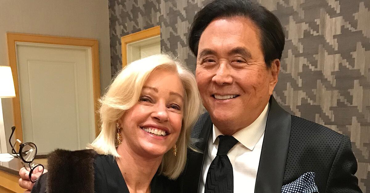 Kim e Robert Kiyosaki - Modelli di Successo