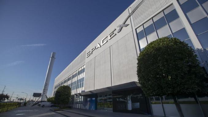 SpaceX HQ - Modelli di Successo