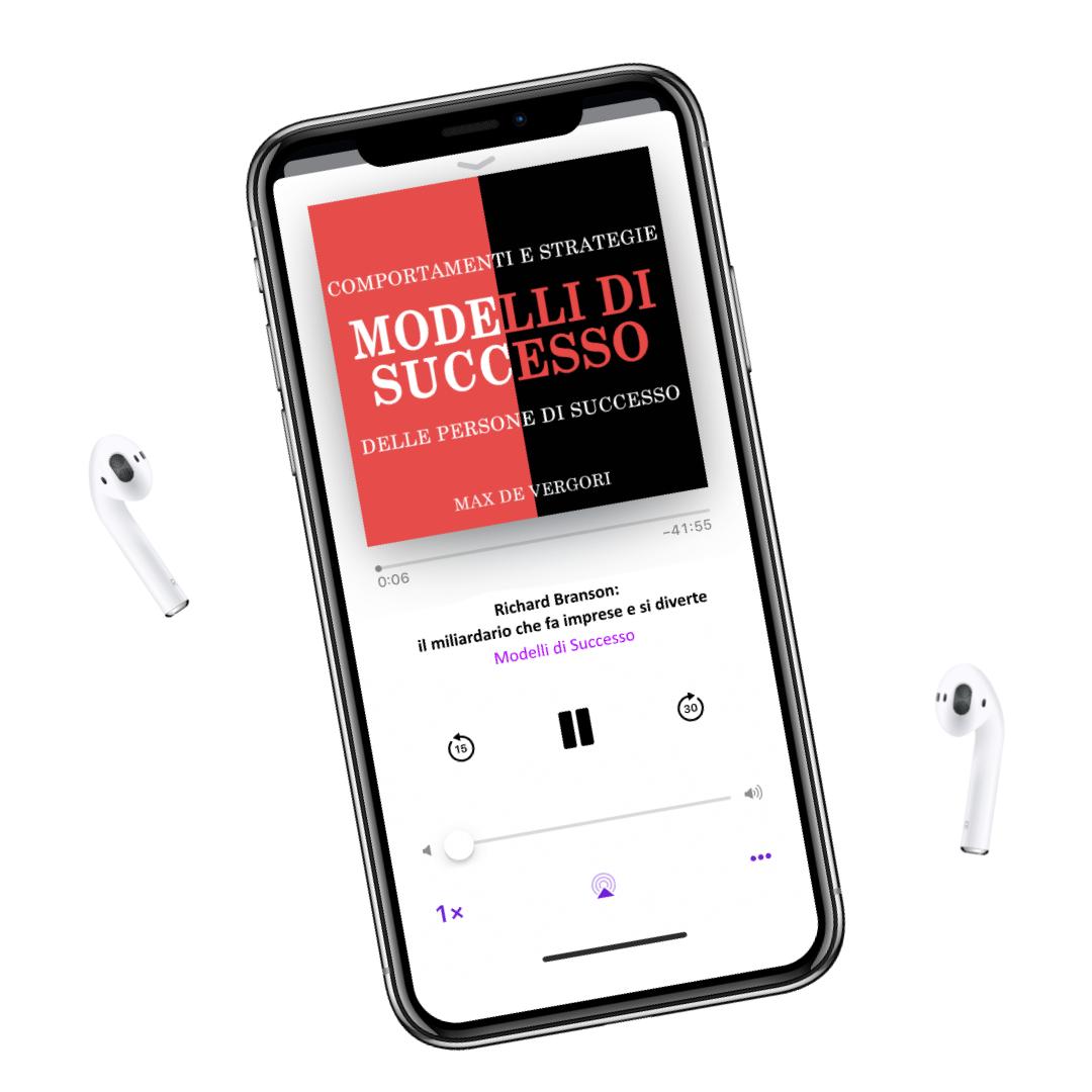 MDS Podcast Mockup - Trasparente