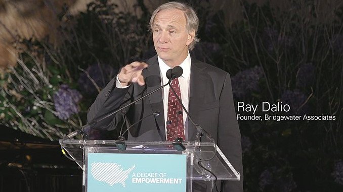 I principi di Ray Dalio un approccio alla vita - Modelli di Successo