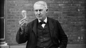 Thomas Edison - Modelli di Successo
