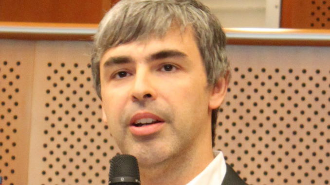 Larry Page - Modelli di Successo