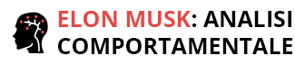 Elon Musk Analisi Comportamentale Logo