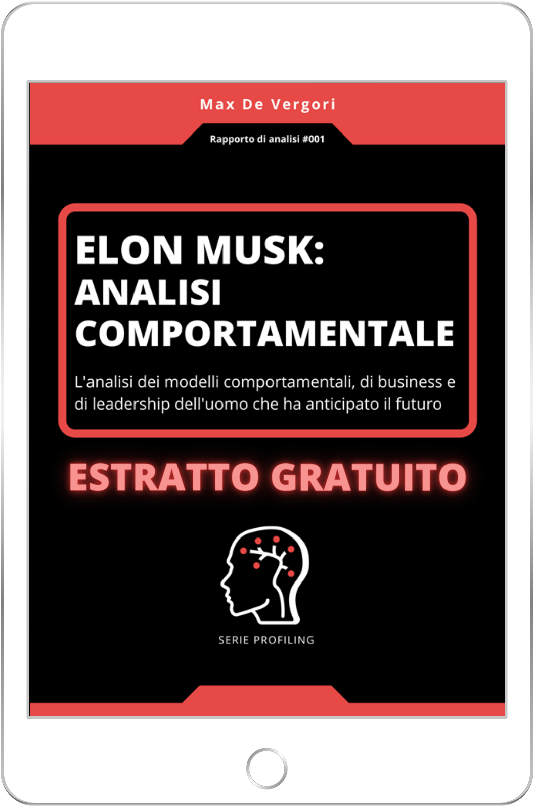 Elon Musk: analisi comportamentale   Estratto Gratuito   Modelli di Successo