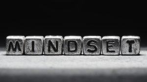 7 strategie per sviluppare il tuo mindset - Immagine in evidenza