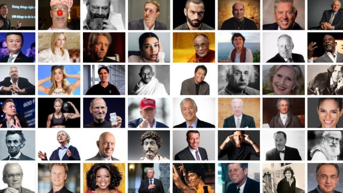 Persone di successo | Modelli di Successo