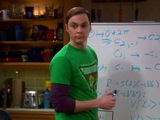 Sheldon Cooper Copertina Social