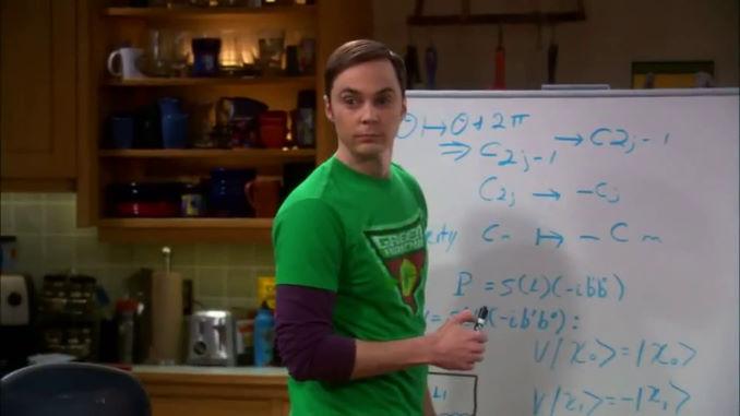 Sheldon Cooper | The Bing Banh Theory